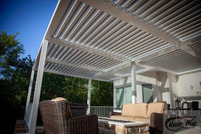 Sundance Louvered Roof