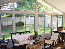 The Unique And Versatile Vertical Four Track Vinyl Window That Is Known As Eze Breeze Sliding Panels Has Provided Us With Many Years Of Outdoor Leisure